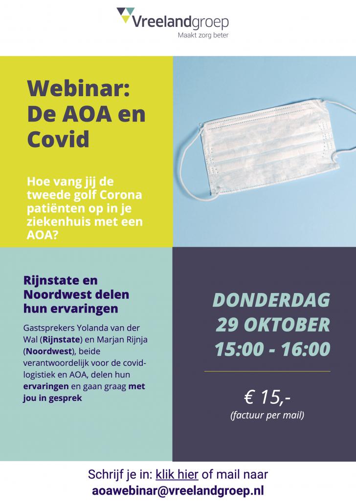 Webinar AOA en Covid